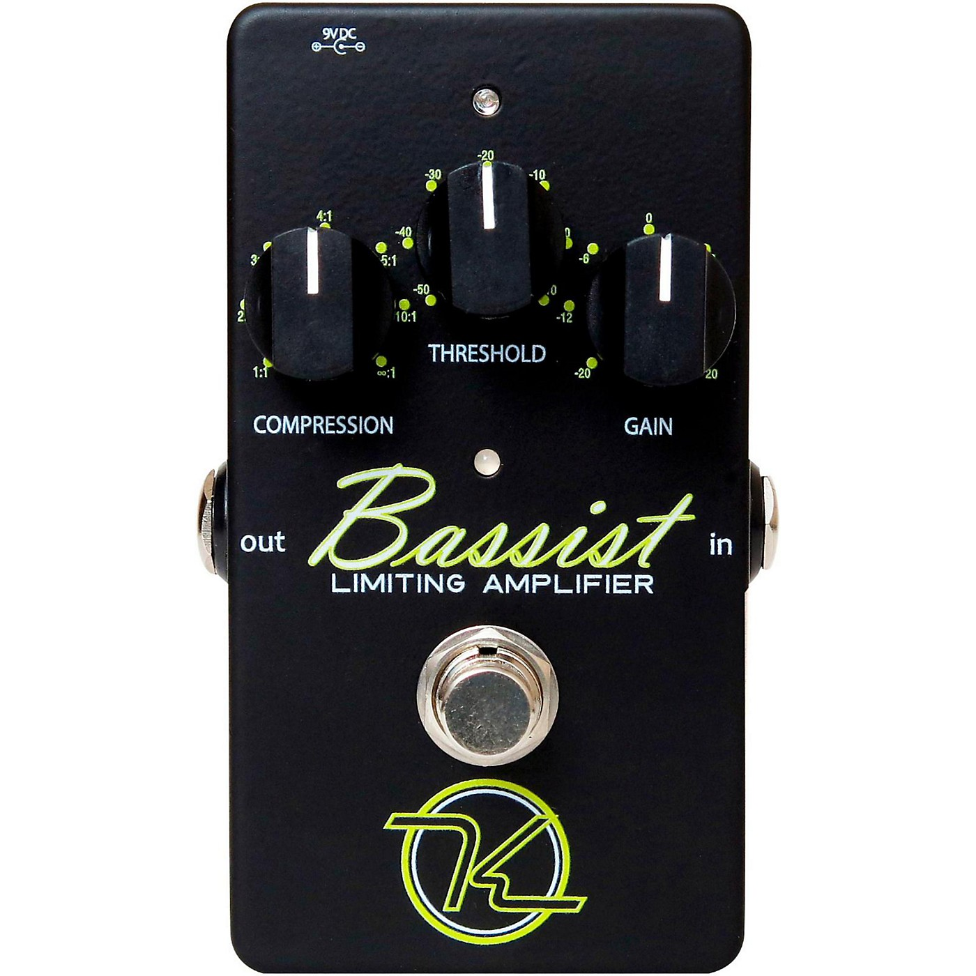 Keeley Bassist Limiting Amplifier Bass Compression Pedal thumbnail