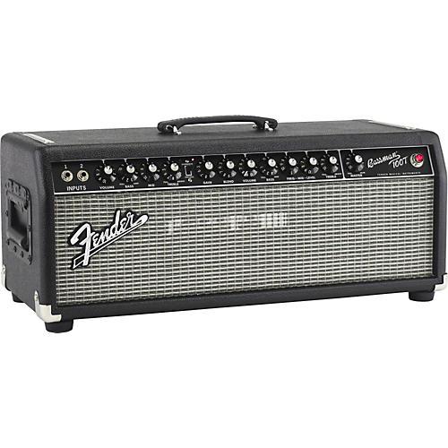 Fender Bassman Pro 100T 100W Tube Bass Amp Head thumbnail