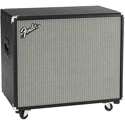Fender Bassman Pro 115 1x15 Neo Bass Speaker Cabinet thumbnail