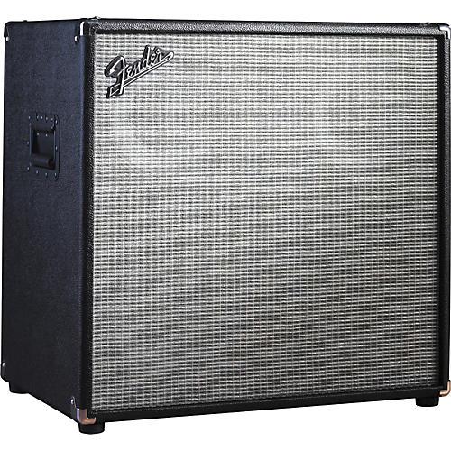 Fender Bassman Pro 410 4x10 Neo Bass Speaker Cabinet-thumbnail