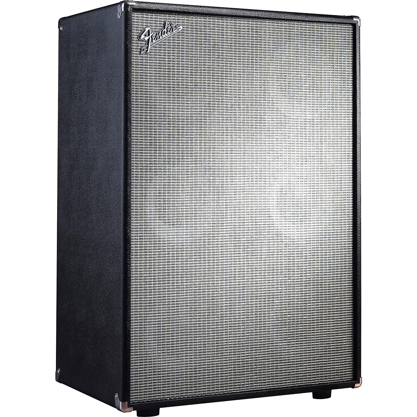 Fender Bassman Pro 610 6x10 Neo Bass Speaker Cabinet thumbnail