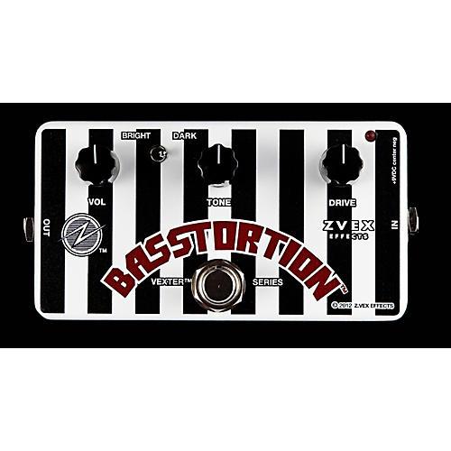 ZVex Basstortion Bass Distortion Pedal thumbnail