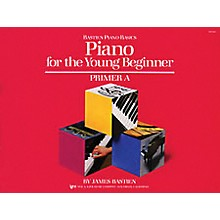 KJOS Bastien Piano Basics Piano for The Young Beginner Primer
