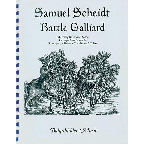 Carl Fischer Battle Galliard Book thumbnail