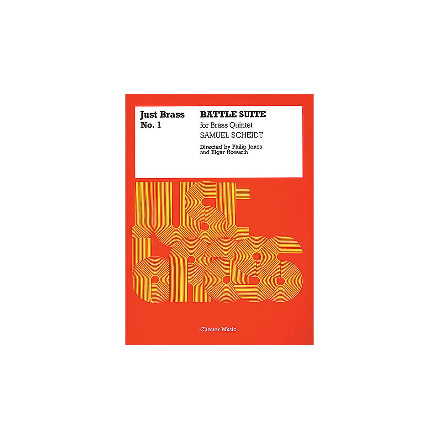 Chester Music Battle Suite (Just Brass No.1) Music Sales America Series thumbnail