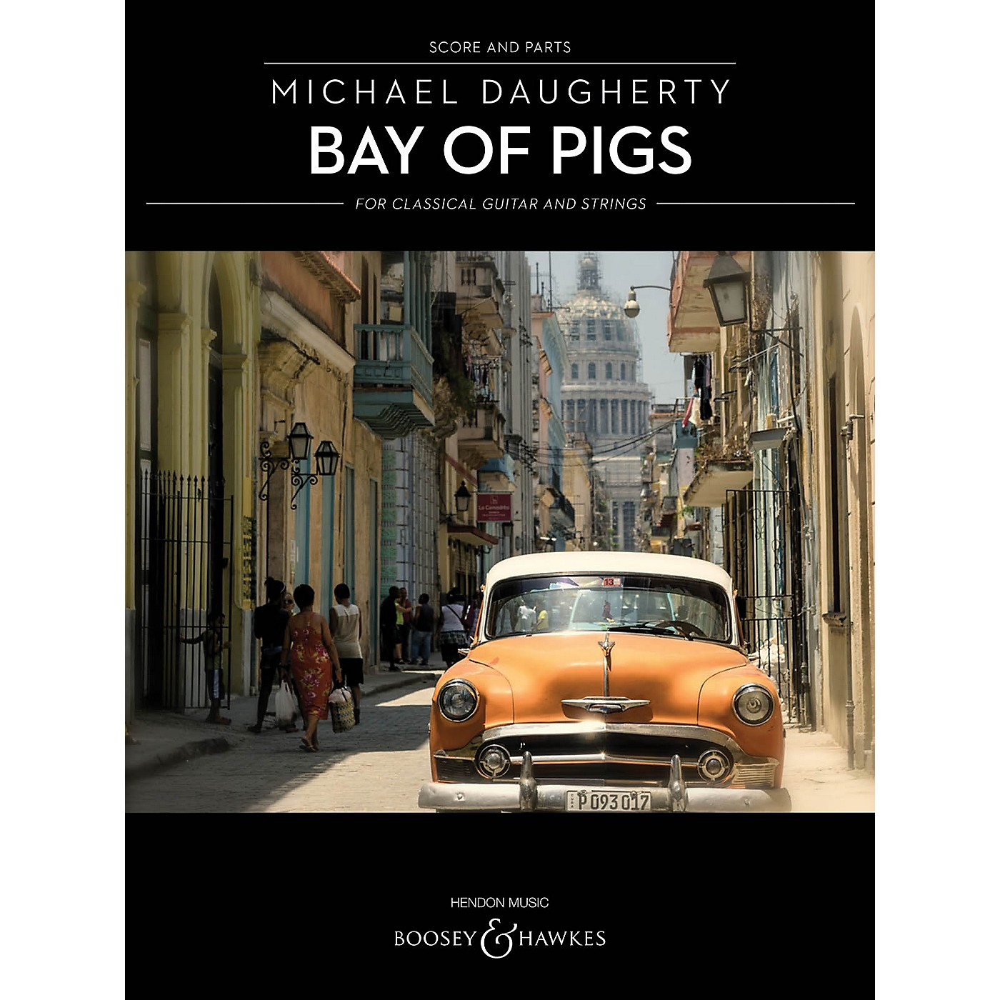 Boosey and Hawkes Bay of Pigs Boosey & Hawkes Chamber Music Series Softcover Composed by Michael Daugherty thumbnail