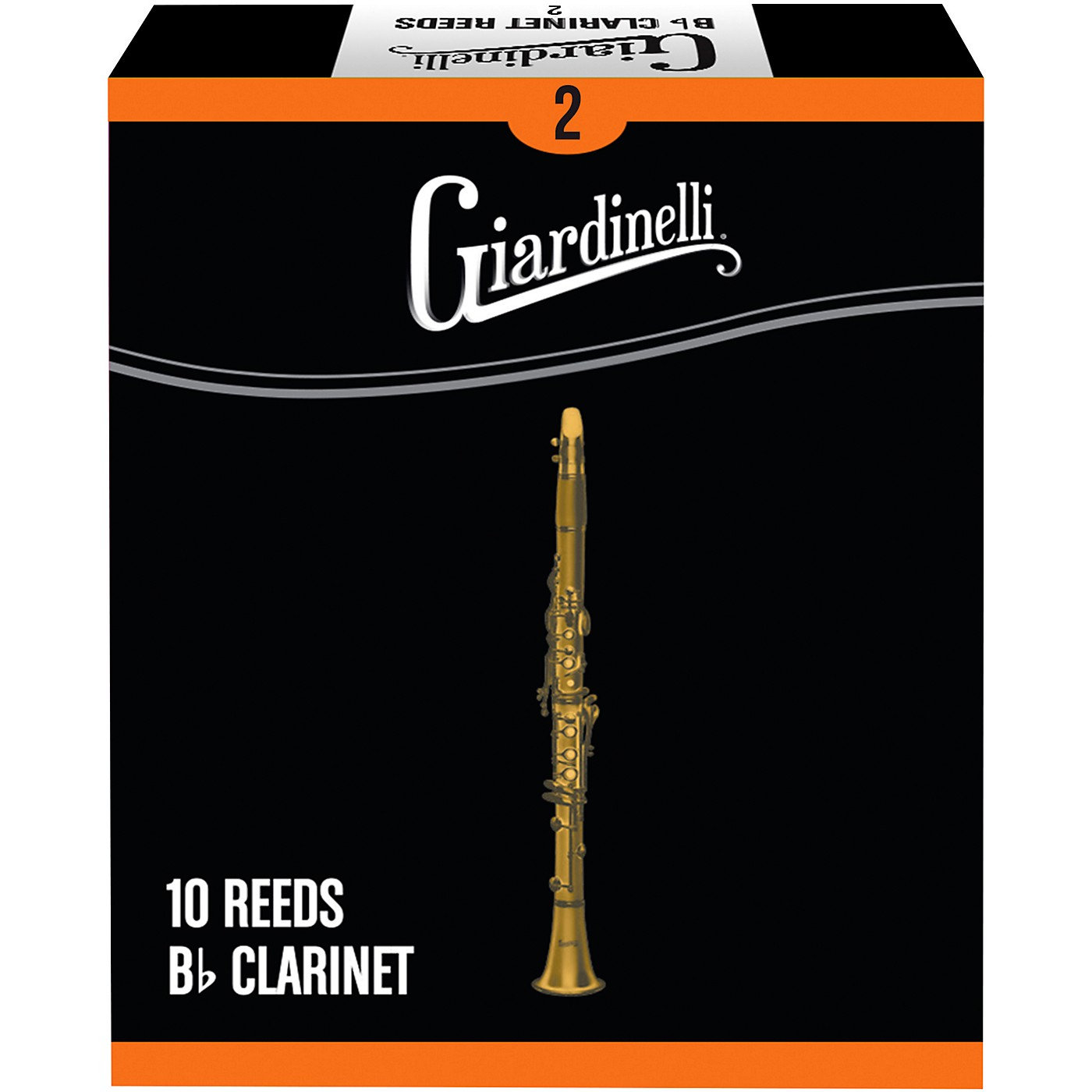 Giardinelli Bb Clarinet Reed 10-Pack thumbnail