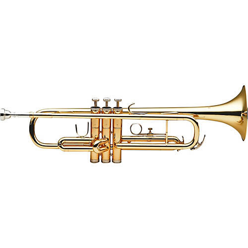 Stagg Bb Trumpet with ABS hard case thumbnail