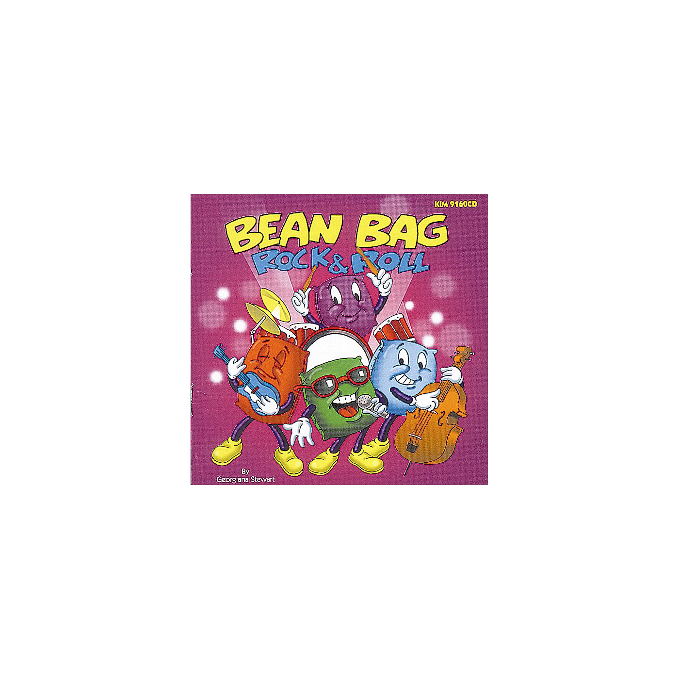 Kimbo Bean Bag Rock & Roll thumbnail
