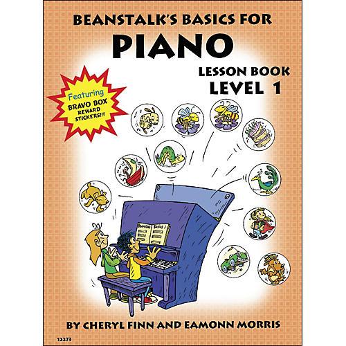 Willis Music Beanstalk's Basics for Piano Lesson Book Level 1 thumbnail