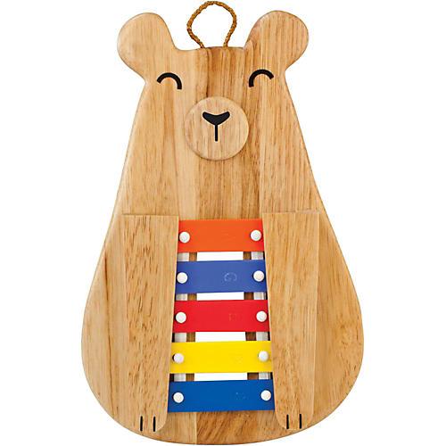 Green Tones Bear Glockenspiel thumbnail