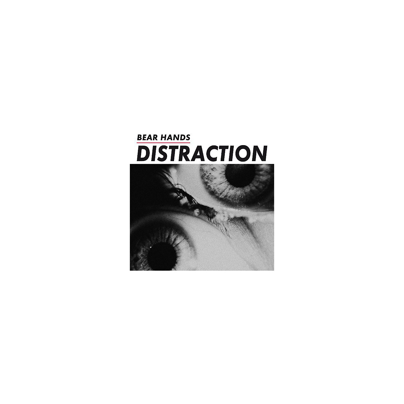 Alliance Bear Hands - Distraction thumbnail