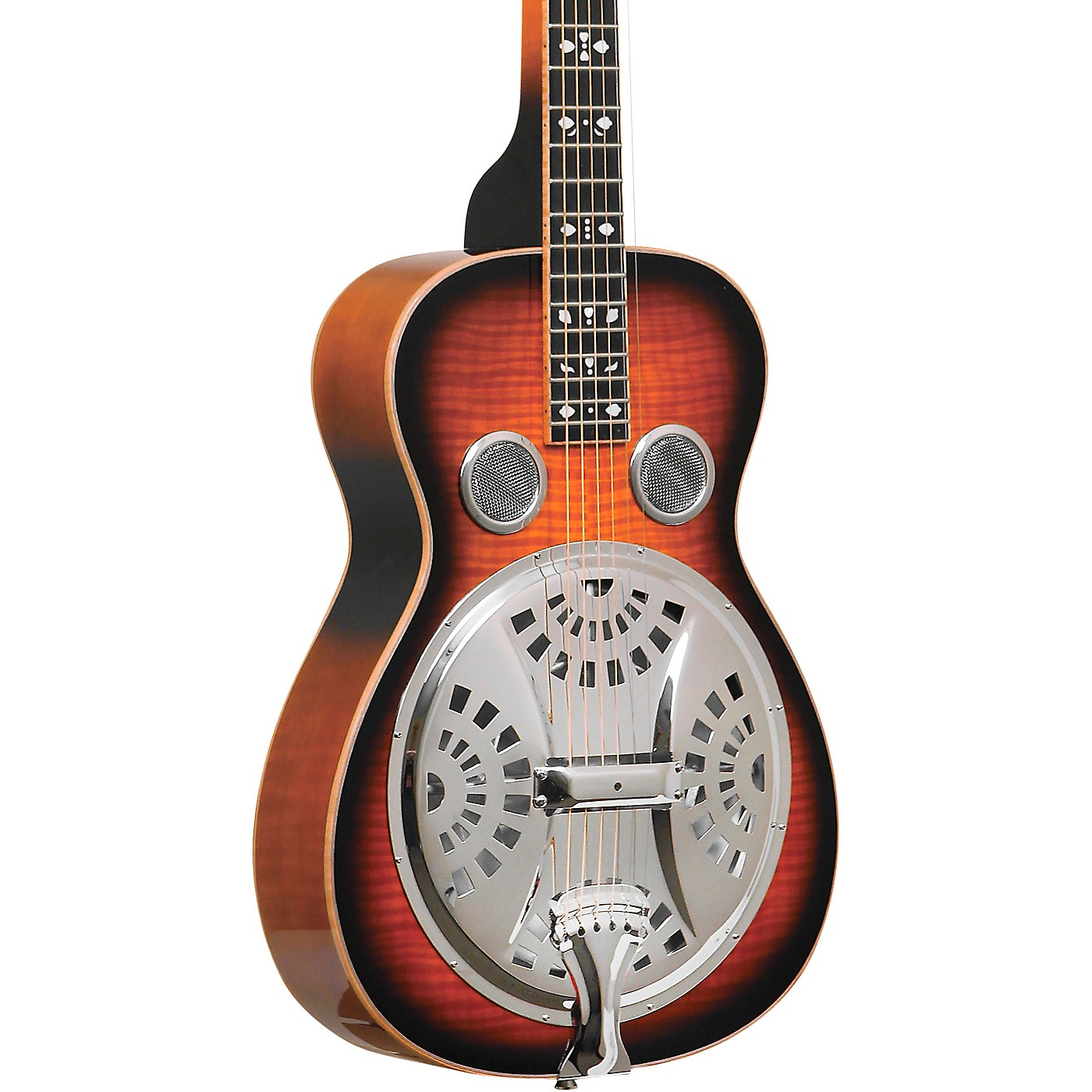Gold Tone Beard Signature Series Deluxe Resonator Guitar thumbnail