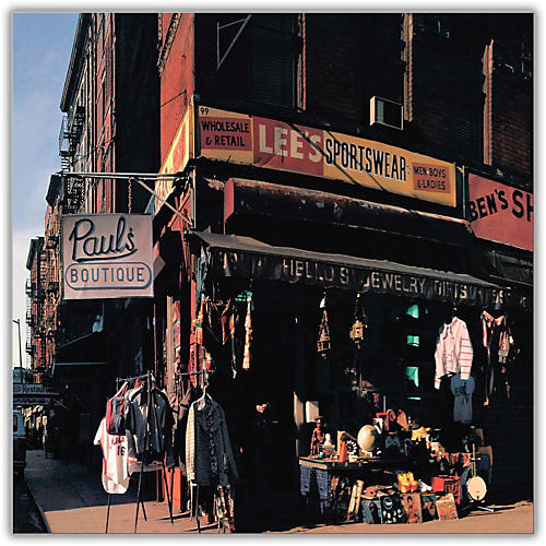 Universal Music Group Beastie Boys - Paul's Boutique (20th Anniversary Remastered Edition) Vinyl LP thumbnail