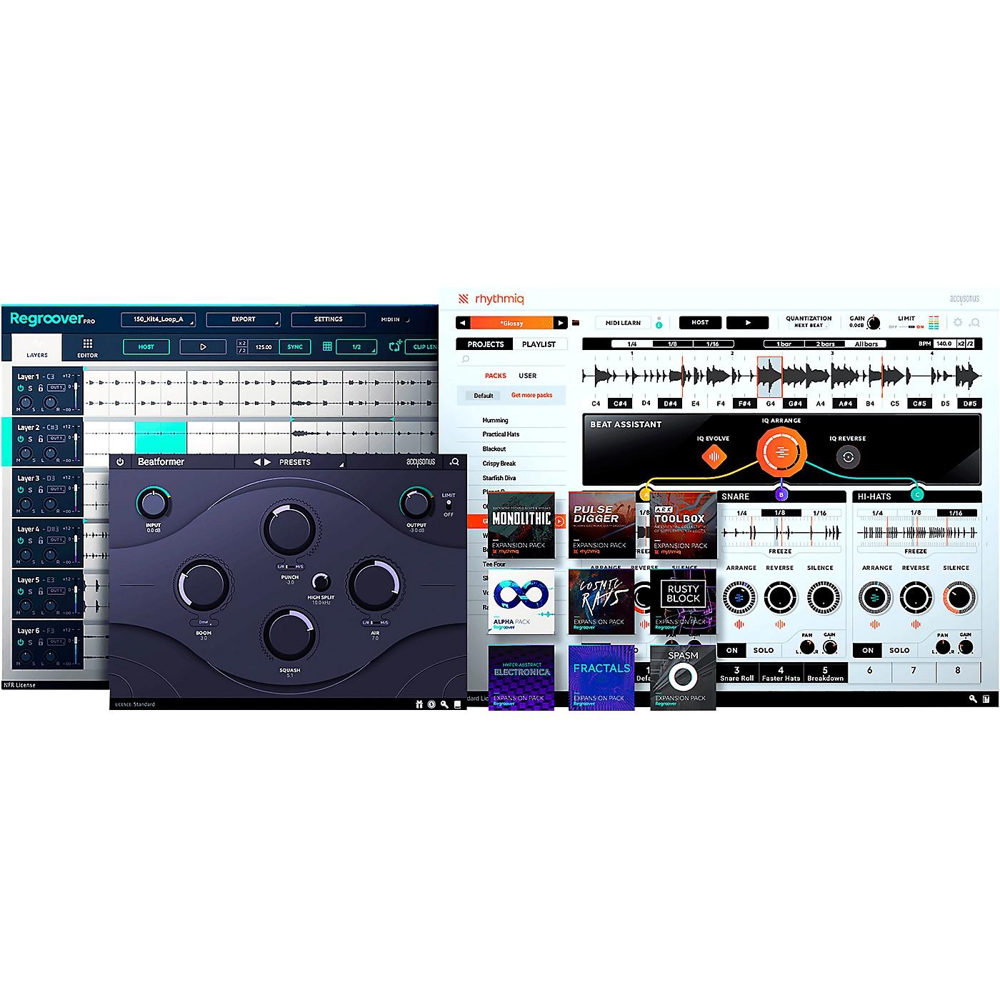 Accusonus Beat Making Bundle 2 (Download) thumbnail