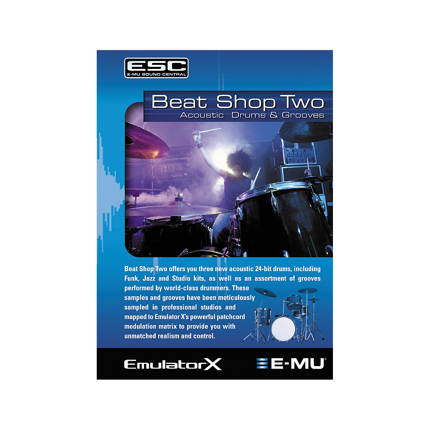 E-mu Beat Shop Two Sample CD-ROM thumbnail