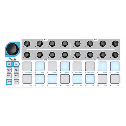 Arturia BeatStep Controller & Sequencer thumbnail