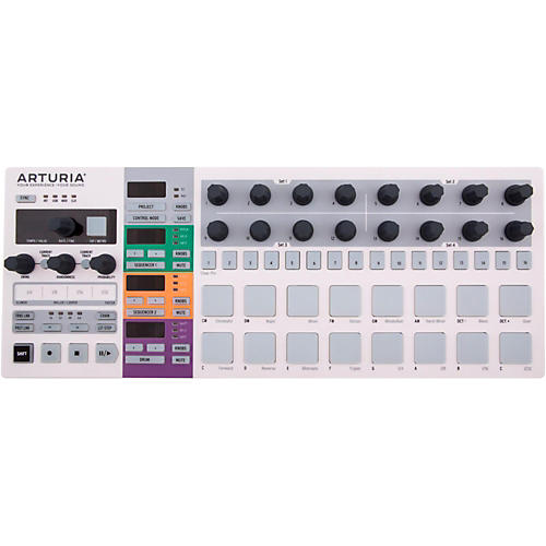 Arturia BeatStep Pro Controller & Sequencer thumbnail