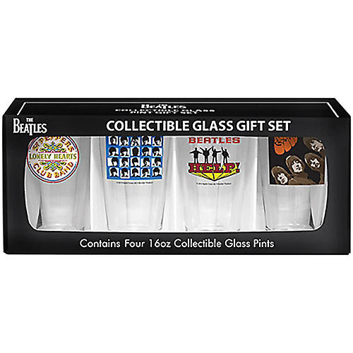 Boelter Brands Beatles Albums Pint Set (4 Pack) thumbnail