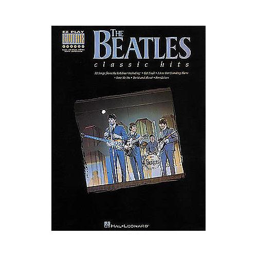 Hal Leonard Beatles Classic Hits Book thumbnail