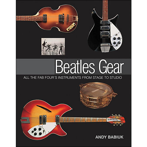 Backbeat Books Beatles Gear: All The Fab Four's Instruments From Stage To Studio thumbnail