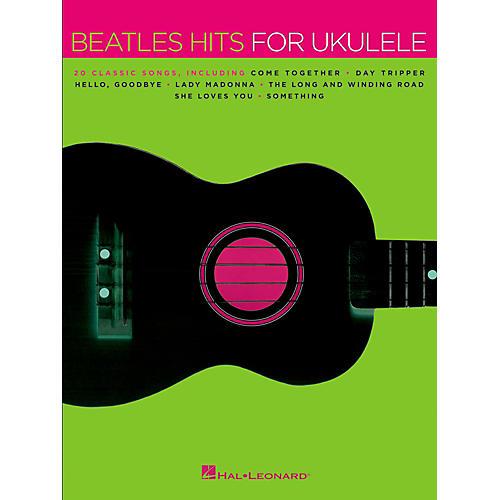 Hal Leonard Beatles Hits For Ukulele thumbnail