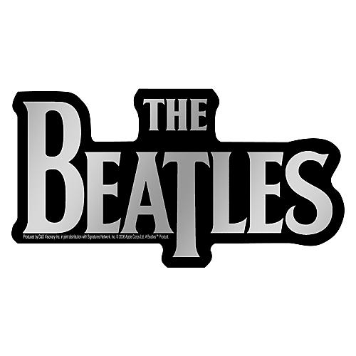 C&D Visionary Beatles Logo Sticker Chrome thumbnail