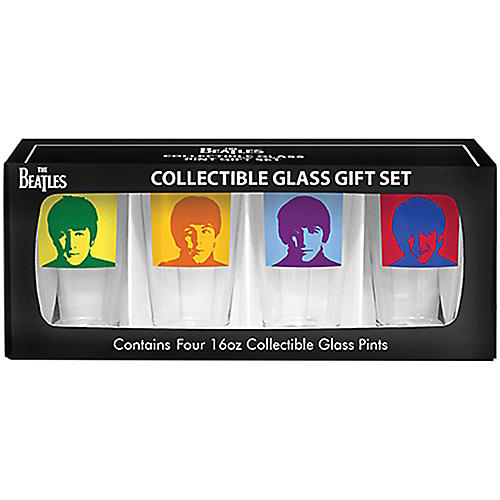Boelter Brands Beatles Portrait Pint Set (4-Pack) thumbnail
