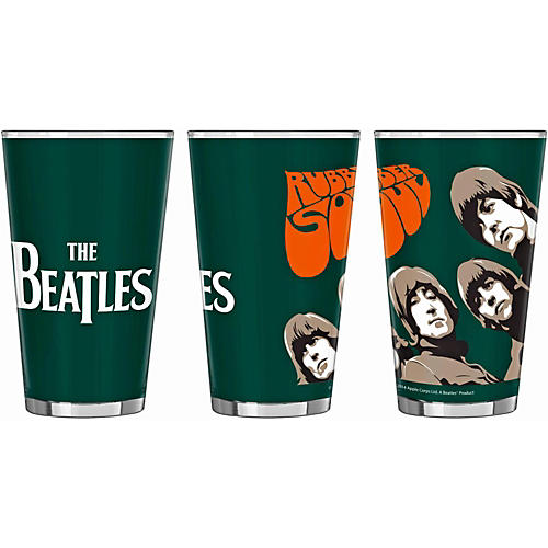 Boelter Brands Beatles Rubber Soul - Sublimated Pint OS thumbnail