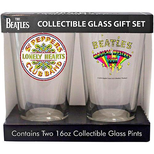 Boelter Brands Beatles Sgt. Pepper/Magical Mystery Pints (2 Pack) thumbnail