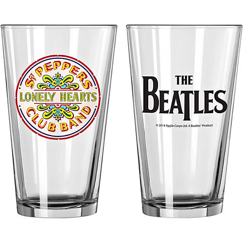 Boelter Brands Beatles Stg. Pepper - Collectible Pint OS thumbnail