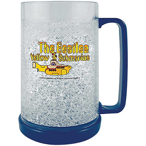 Boelter Brands Beatles Yellow Submarine Freezer Mug thumbnail