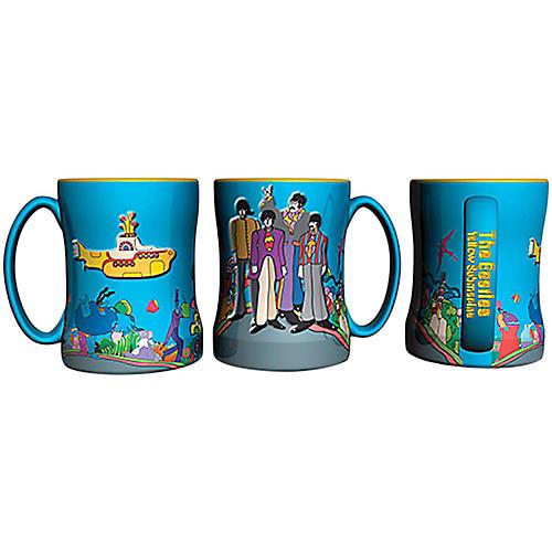 Boelter Brands Beatles Yellow Submarine Relief Mug thumbnail