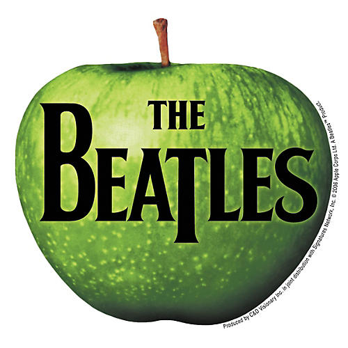 C&D Visionary Beatles apple Sticker thumbnail