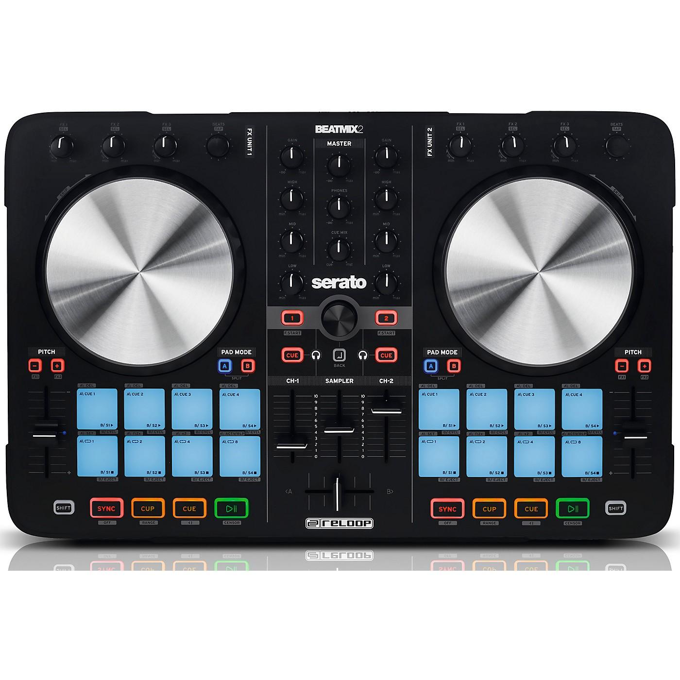 Reloop Beatmix 2 MK2 DJ Controller thumbnail