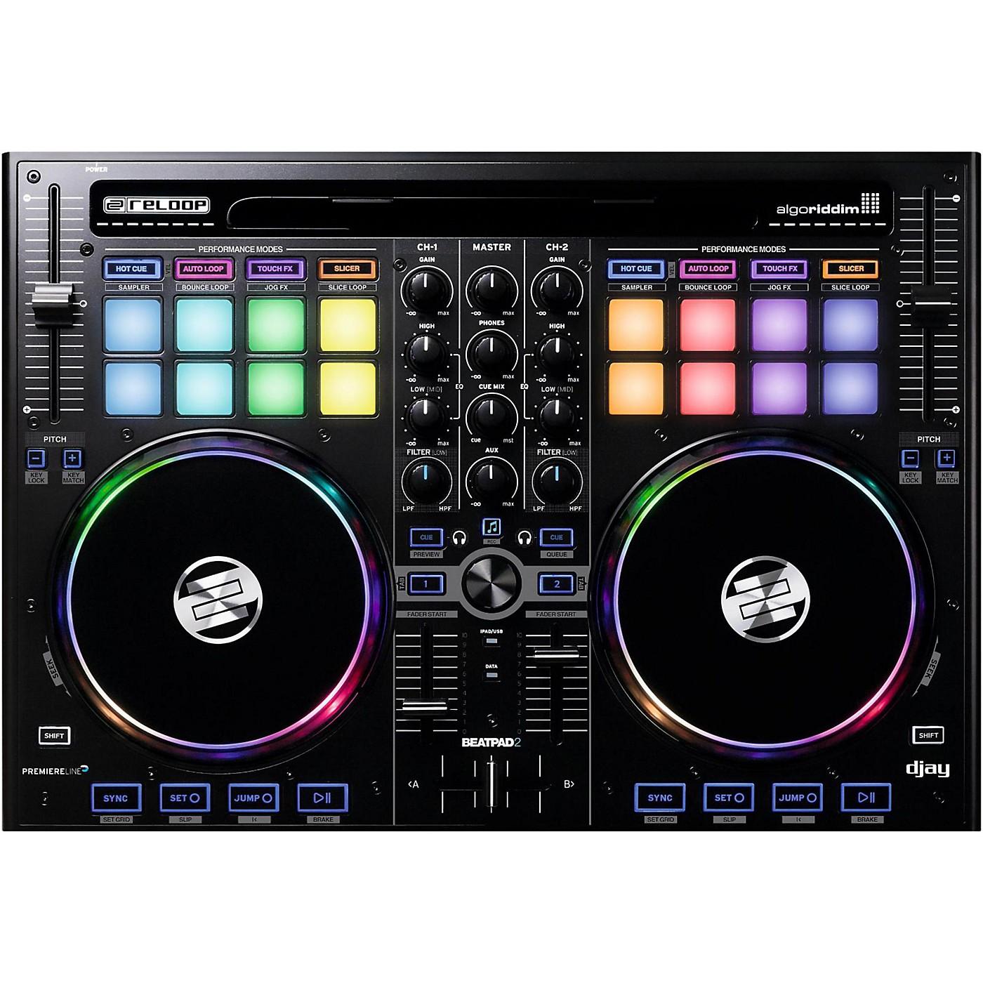 Reloop Beatpad 2 Professional DJ Controller thumbnail