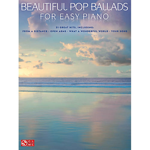 Cherry Lane Beautiful Pop Ballads for Easy Piano thumbnail