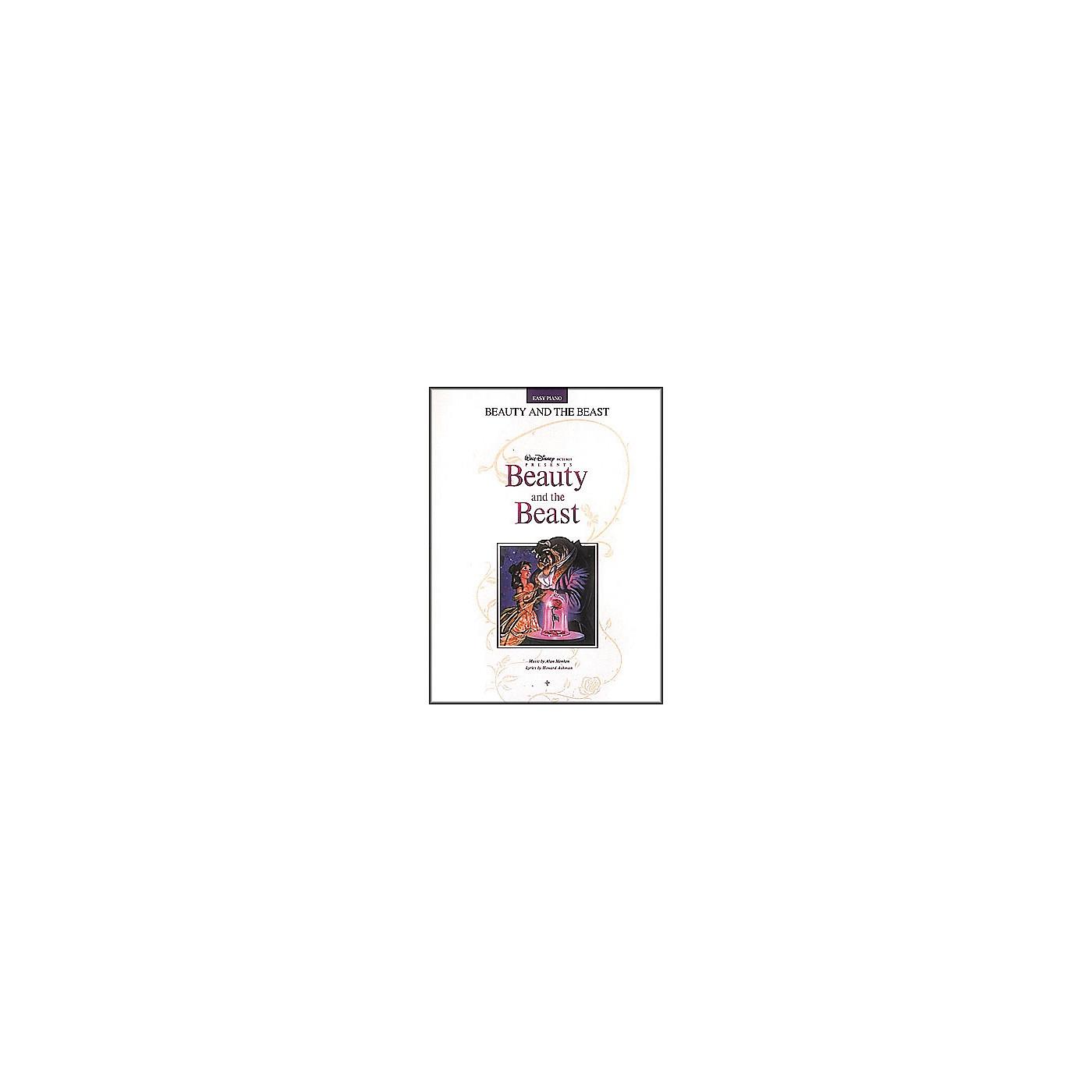 Hal Leonard Beauty And The Beast For Easy Piano thumbnail