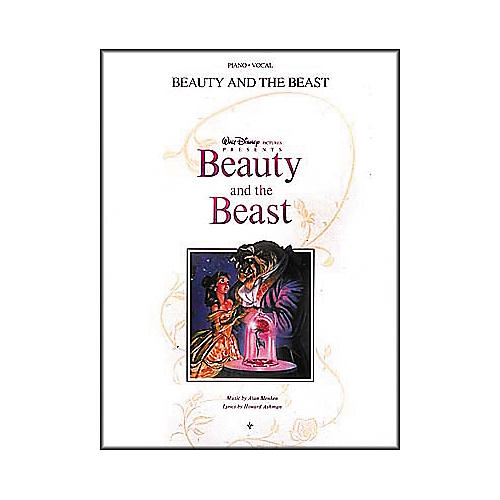 Hal Leonard Beauty and the Beast Piano, Vocal, Guitar Songbook thumbnail