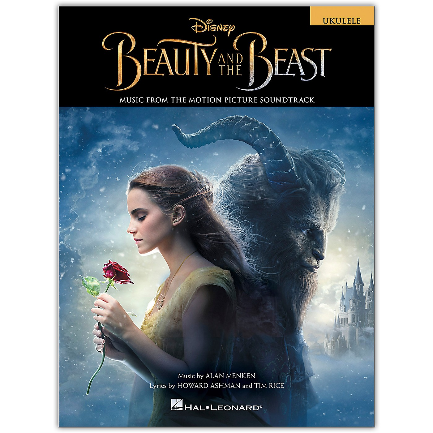 Hal Leonard Beauty and the Beast: Ukulele Music from the Motion Picture Soundtrack thumbnail