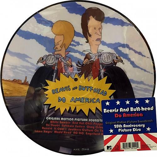 Alliance Beavis & Butt-Head Do America (Original Soundtrack) thumbnail