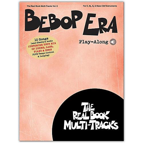 Hal Leonard Bebop Era Play-Along  Real Book Multi-Tracks Volume 8 Book/Audio Online thumbnail