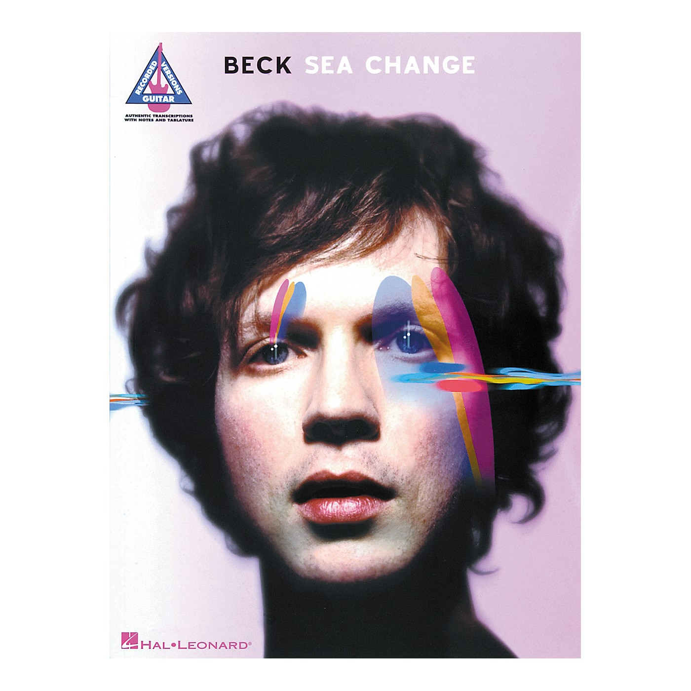 Hal Leonard Beck - Sea Change Book thumbnail