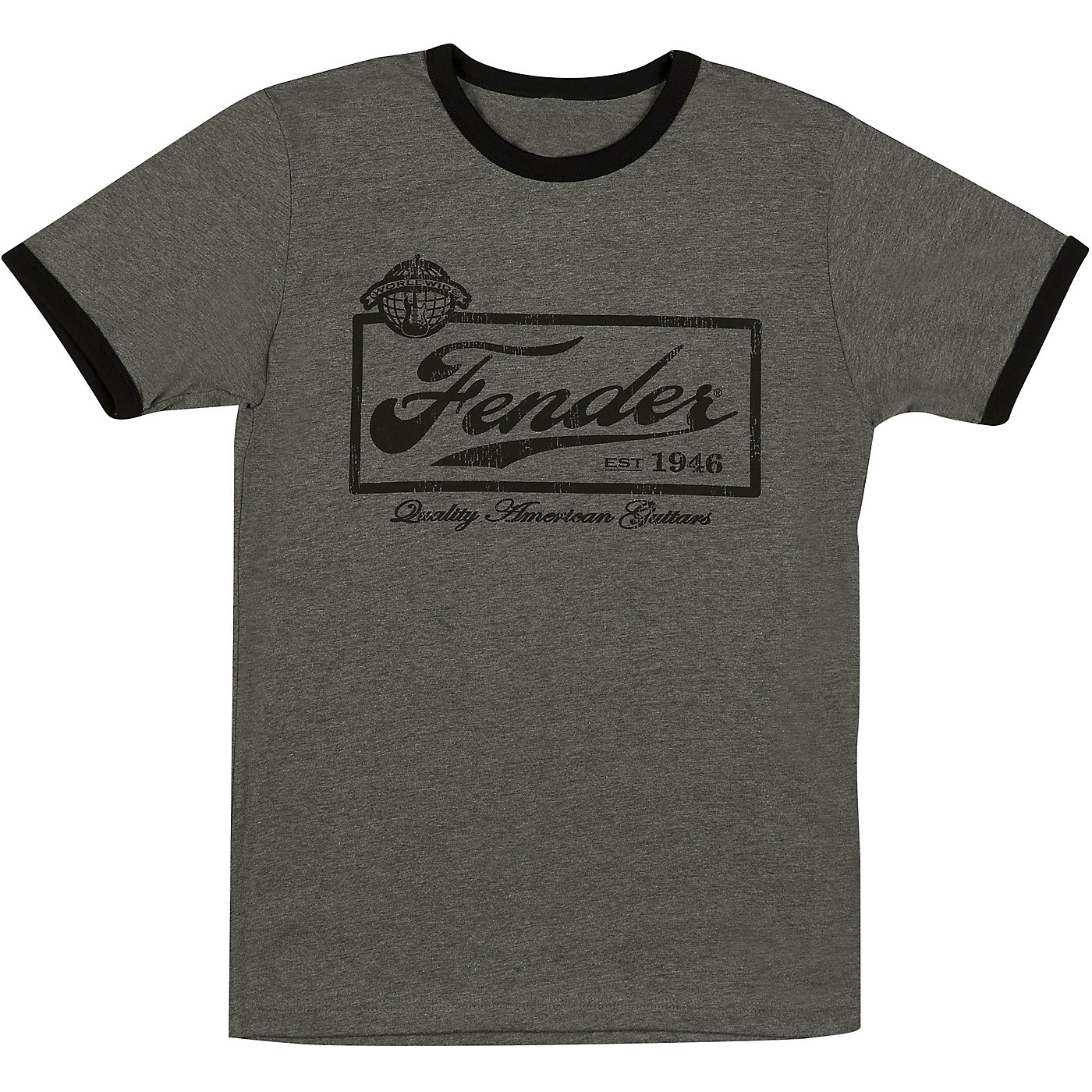 Fender Beer Label Mens T-Shirt thumbnail