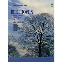 Music Minus One Beethoven -  Piano Quintet in E-flat Major, Op. 16 Music Minus BK/CD by Ludwig van Beethoven