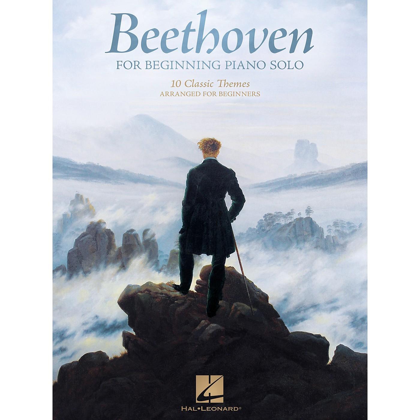 Hal Leonard Beethoven Beginning Piano Solo Songbook thumbnail