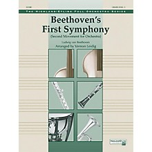 Alfred Beethoven's First Symphony Grade 3