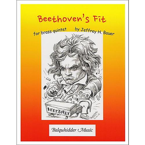 Carl Fischer Beethoven's Fit - Brass Quintet thumbnail
