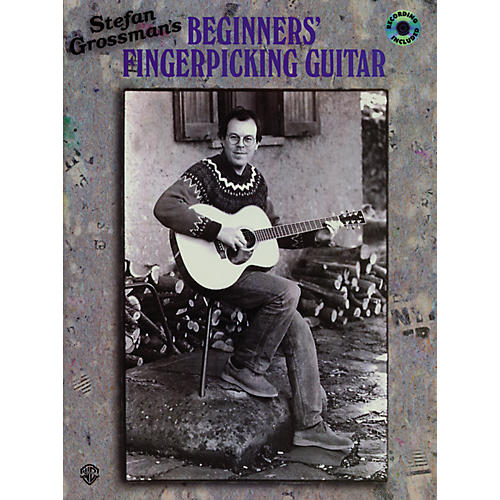 Alfred Beginner's Fingerpicking Guitar Tab Songbook with CD-thumbnail