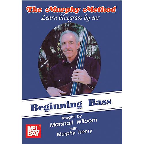 Mel Bay Beginning Bass - Learn Bluegrass by Ear DVD thumbnail